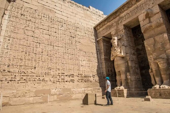 Cairo: All-Inclusive Private Tour to Luxor by Flight Round Trip