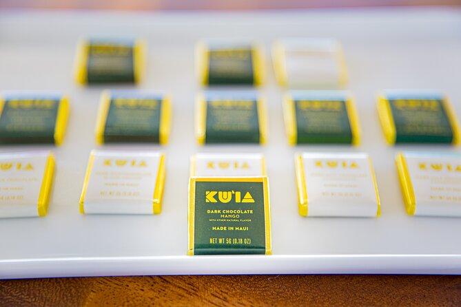 Chocolate Tasting in Maui