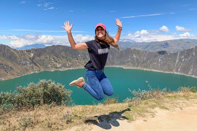 Excursión de día completo a Quilotoa desde Quito con almuerzo