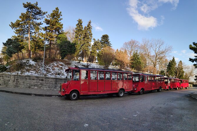 Panoramic Tour in Bratislava by Presporacik Sightseeing Vehicle