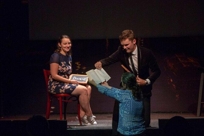 Amsterdam Magic Show: Things That Make You Go Huh