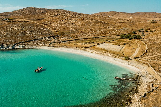 Mykonos Private cruise in Delos and Rhenia islands
