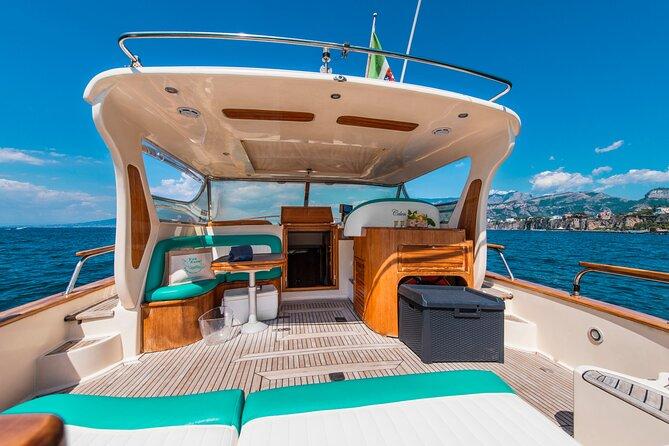 Capri Private Boat Tour from Sorrento, Positano or Naples - Gozzo F.lli Aprea 36