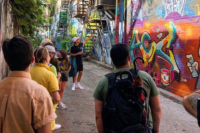 The Original Montreal Mural Arts Tour