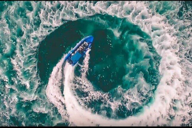 90-Minute Dubai Speed Boat Tour