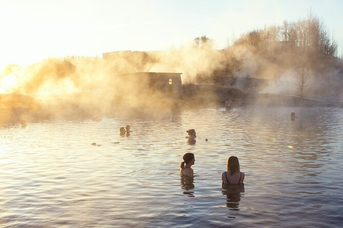 Fludir Secret Lagoon Admission Ticket