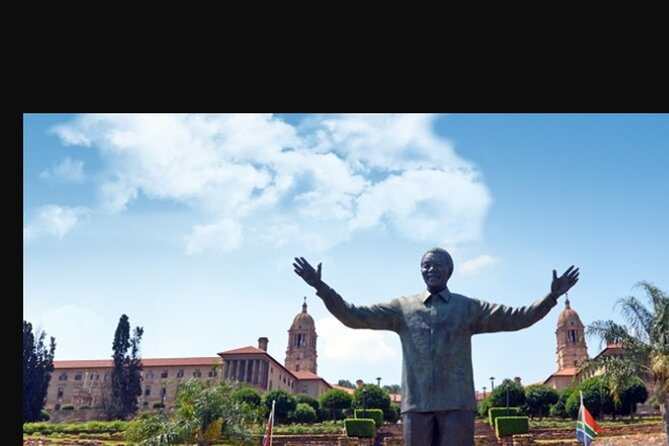 Pretoria Capital City Tour Experience