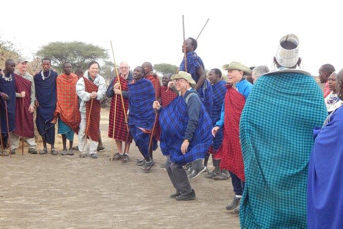 9 Days Tanzania Exhaustive Safari
