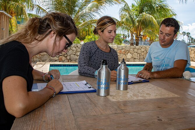PADI Open Water Diver Course on Bonaire E-Learning Version