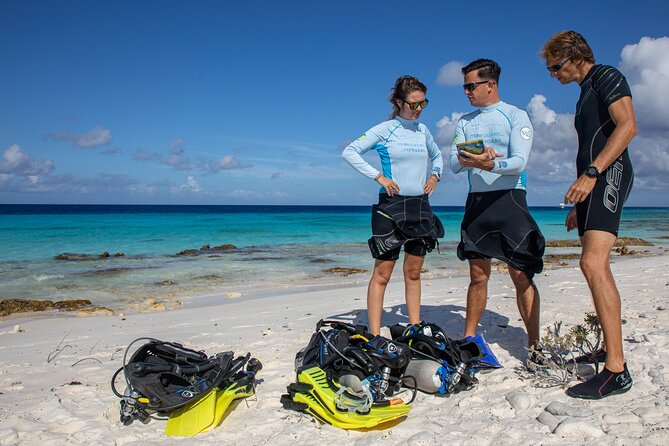Double Guided Shore Diving Experience in Bonaire