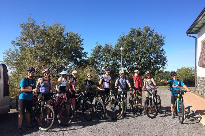 Etna in MTB Half day - shared tour