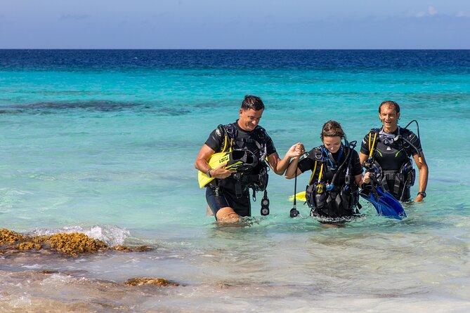 PADI Discover Scuba Diving Experience on Bonaire