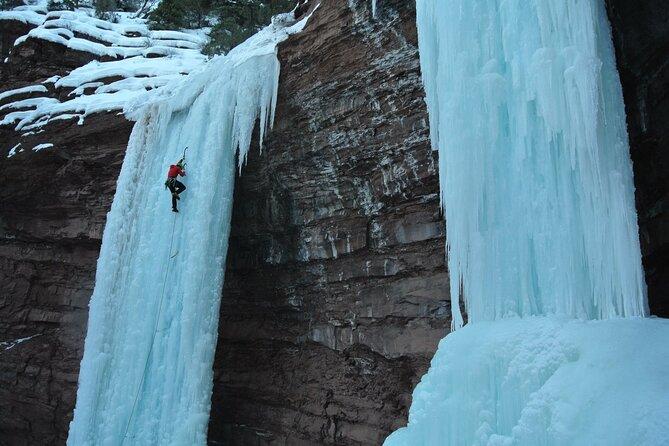 Half Day Ice Climbing in Telluride