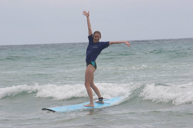 3.5-Hour Ultimate Learn to Surf Adventure