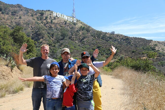 Small-Group Amazing Hollywood Sign Tour