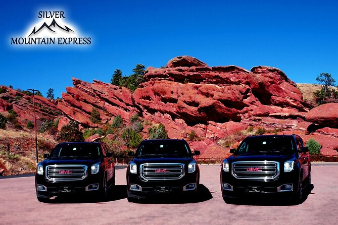 Denver to Vail Private Shuttle Service / Limo