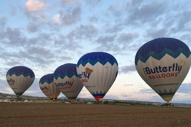 Cappadocia Hot Air Balloons by Butterfly Balloons