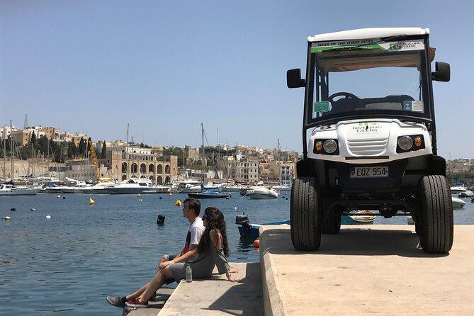 Explore Malta in a Self-drive Electric Car Tour