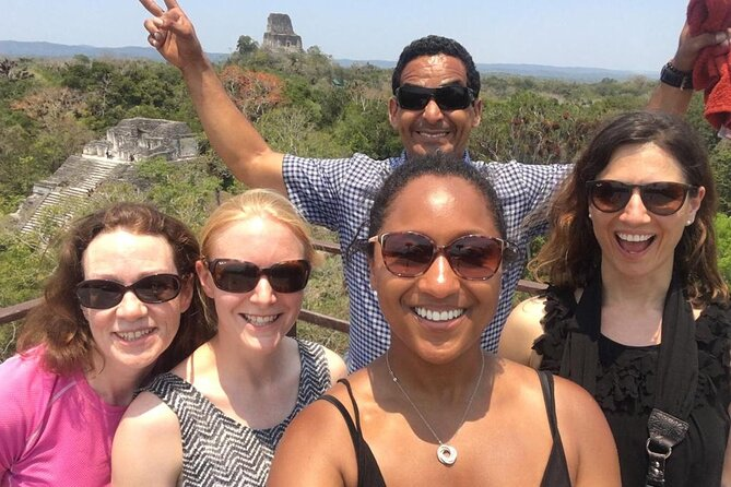 Tikal Private Day Tour Maya Adventure from Flores