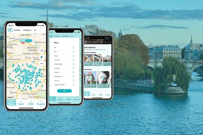 Paris Funfacts, 300 podcasts pour découvrir Paris de chez vous