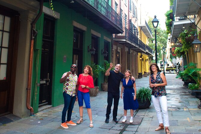 Soul of NOLA French Quarter & Garden District Combo Tour