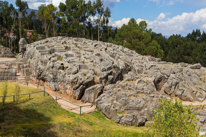 Half-Day Private Cusco City Tour, Nearby Archaeological Sites and Local Market