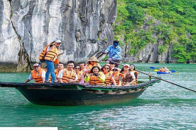 Halong Bay 3 Days - 2 Nights with Venezia Cruise 4 Star