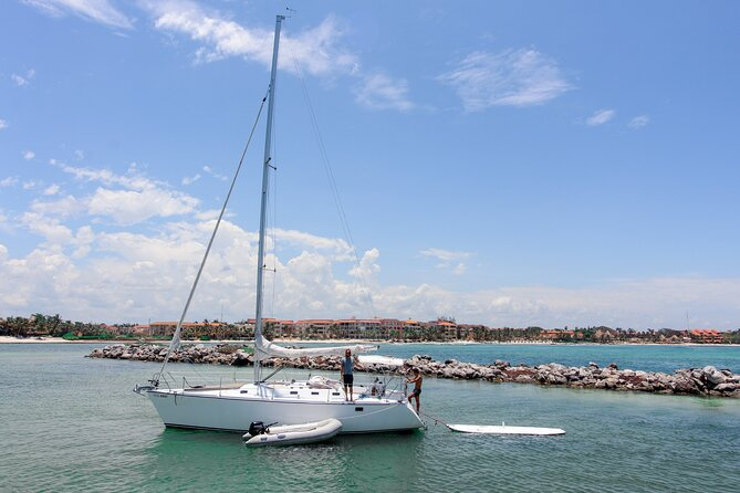 Sunset Sailing Tour in Puerto Aventuras