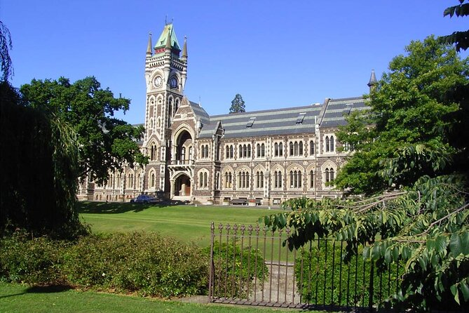 Dunedin Shore Excursion: City Sightseeing with Olveston House Tour