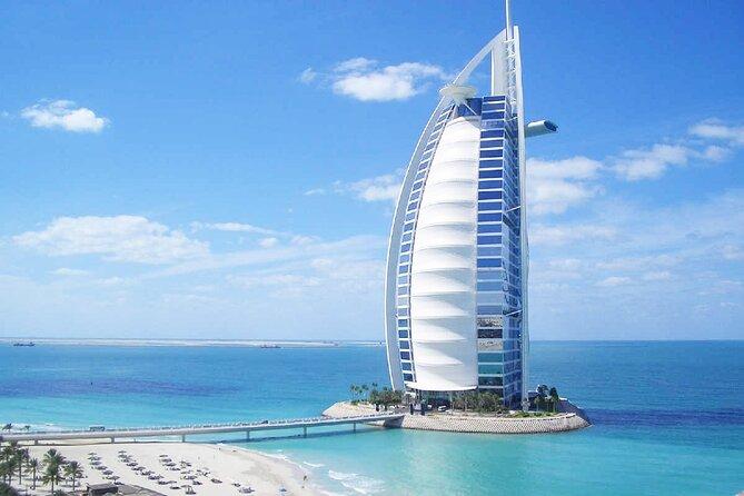 Magical Dubai Private City Tour with Lunch in Burj Al Arab