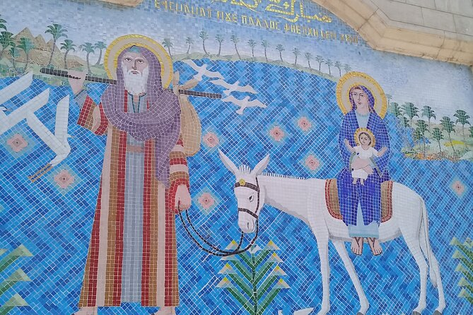 Cave Church and Coptic Cairo Churches Private Day Tour