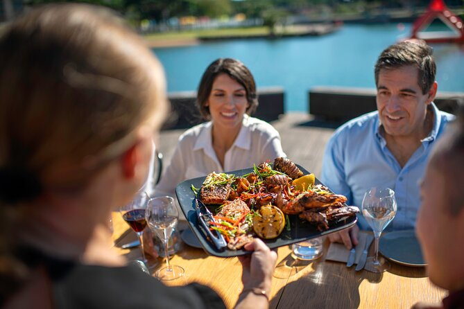 3-Hour Gourmet Dinner Tour in Darwin