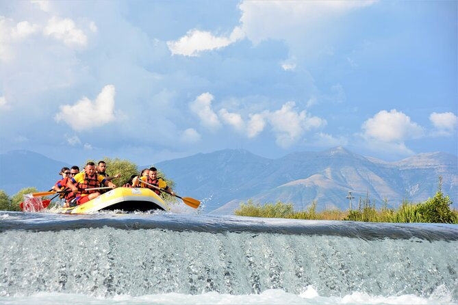Rafting in Bistrica River, Albania Tours 15 min from Saranda (ARG)