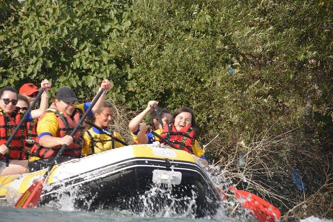 Rafting in Bistrica River, Albania Tours 15 min from Saranda (ARG)