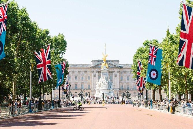 Royal Scandals London Bike Tour