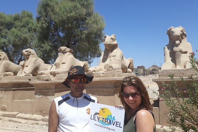 Nile Cruise from Aswan to Luxor (4 days / 3 nights)