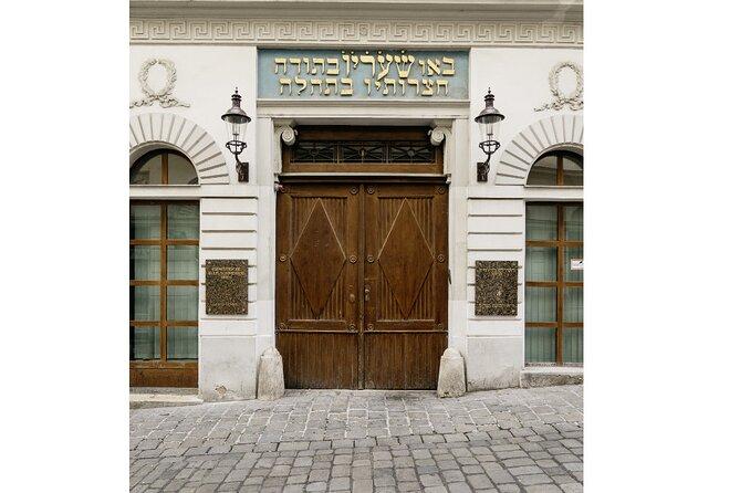 Private Half-Day Tour in Jewish Vienna