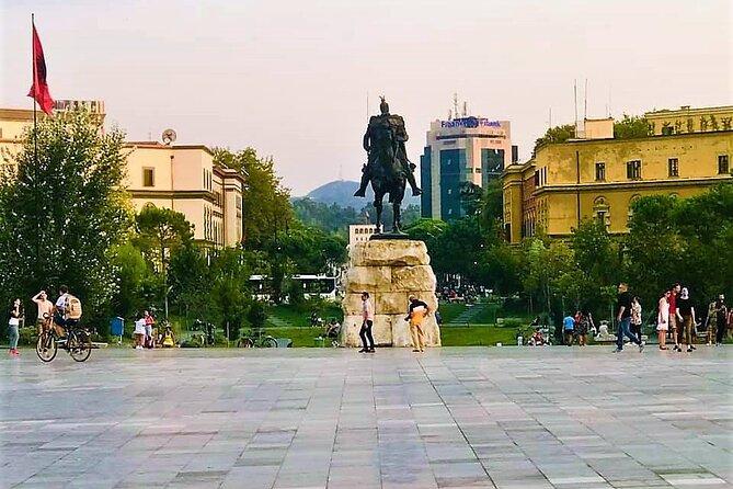 Tirana and Kruja, Full Day Trip
