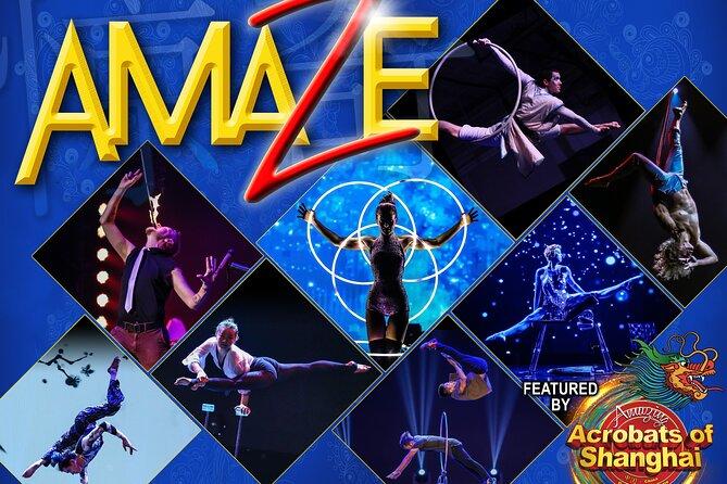 Amazing Acrobats: U.S. Touring Troupe, AMAZE!