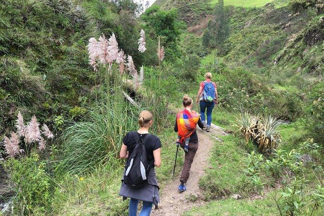 6-Day Hiking Ecuadorian Andes
