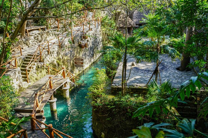 Xcaret All Inclusive Eco-Archaeological Park