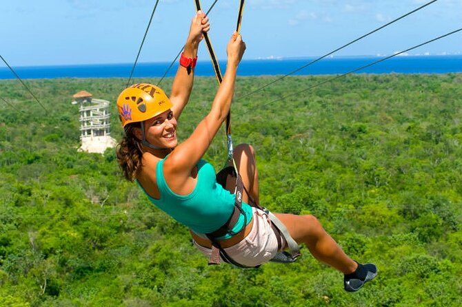 Xplor the best all-inclusive family park in the Riviera Maya