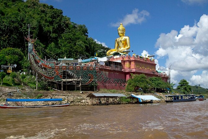 Chiang Saen and the Golden Triangle