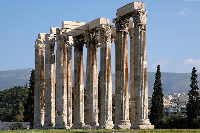 Best of Athens Half Day Private Tour