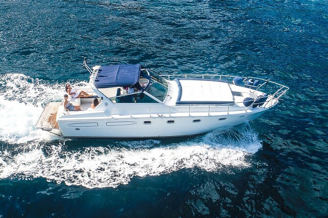 Ischia private boat tour (8/9 hours) from Sorrento