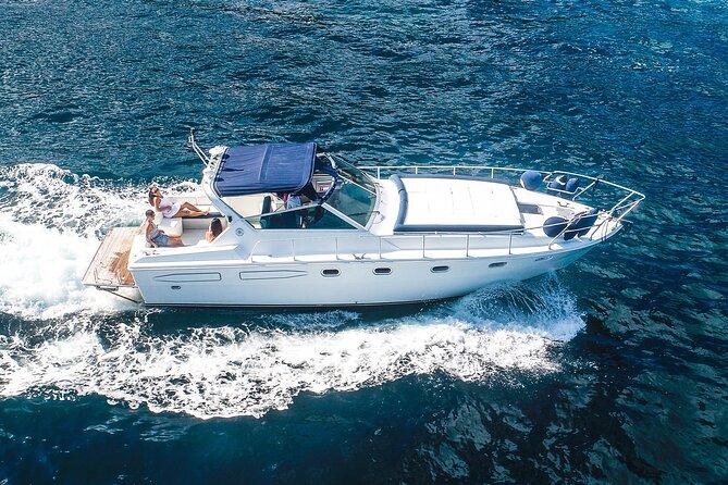 Exclusive private boat tour of Capri Positano from Amalfi