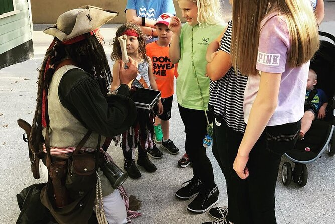 Child Friendly Pirate Walking Tour