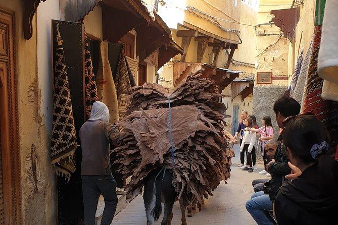 Fez medina Half day Guided walking tour