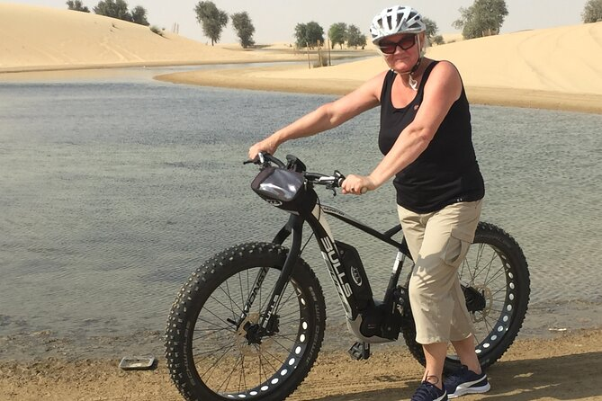 E-Bike Safari - Al Qudra lakes