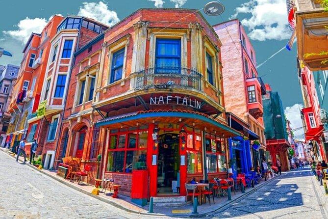 Private Tour: Istanbul Fener & Balat Tour